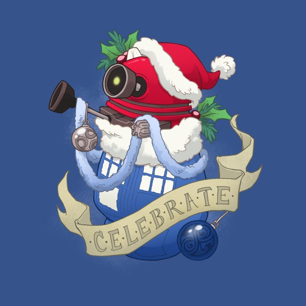 Celebrate! Stocking Stuffer