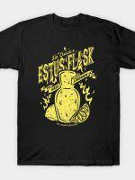 Estus Flask Hard Lemonade T-Shirt