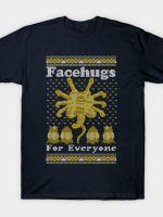 Face Hugs For Everyone T-Shirt
