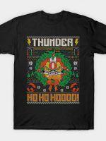 HO HO HOOO COD HOLIDAY SWEATER T-Shirt