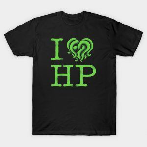 I HEART HP LOVECRAFT