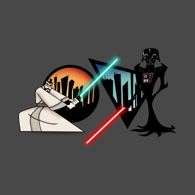 Jedi Jack vs Darth Aku