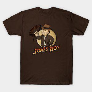 Jones Boy