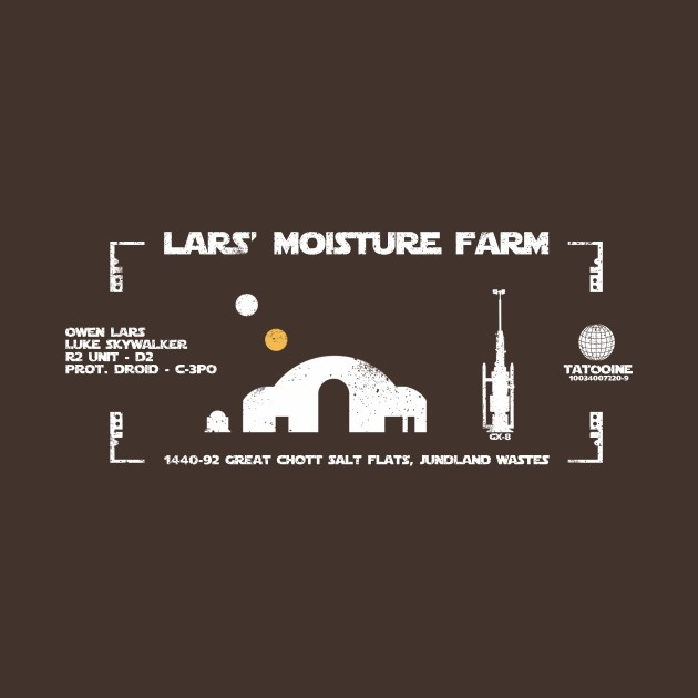 Lars' Moisture Farm (Star Wars)