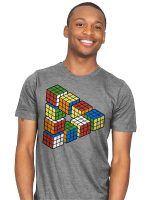 Magic Puzzle Cube T-Shirt