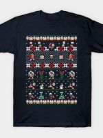 Merry Christmas Uncle Scrooge - Ugly Sweater T-Shirt
