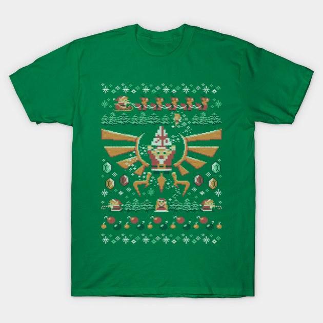 Merry Linkmas (Ugly Sweater)