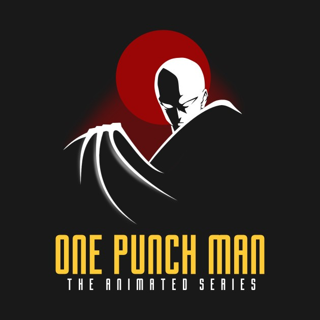 One Punch Man The Animated Series