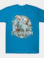 PREHISTORIC PRINCESS: Frozedon T-Shirt