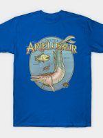 PREHISTORIC PRINCESS: The Little Arielosaur T-Shirt