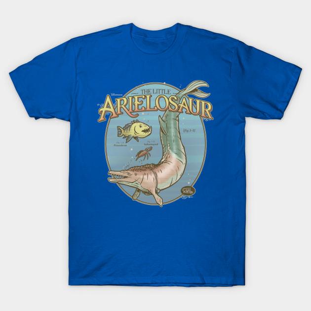 PREHISTORIC PRINCESS: The Little Arielosaur