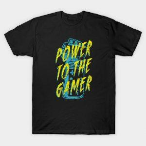 Power to the Gamer!