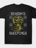 SEASONS SWEEPINGS COD HOLIDAY SWEATER T-Shirt