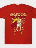 She Rocks T-Shirt
