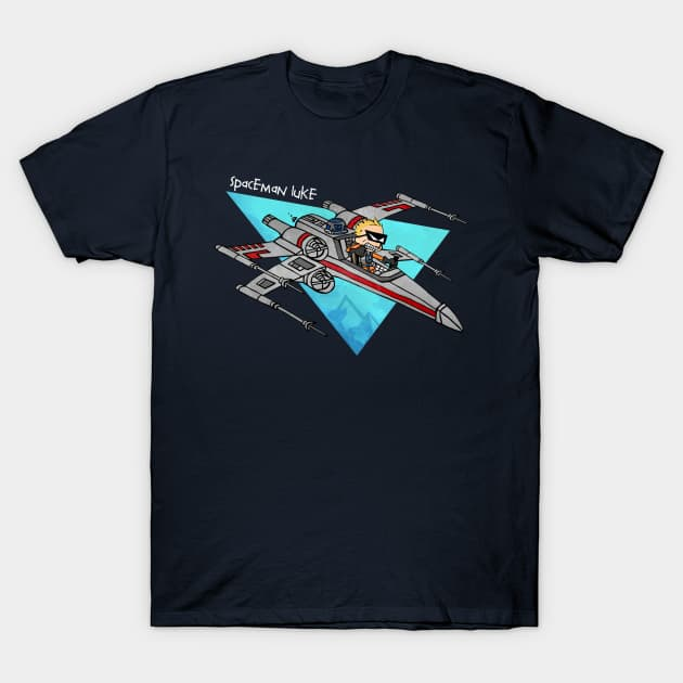 Spaceman Luke T-Shirt
