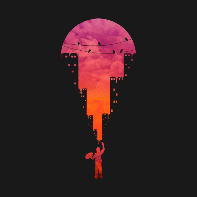 Sunset Painter
