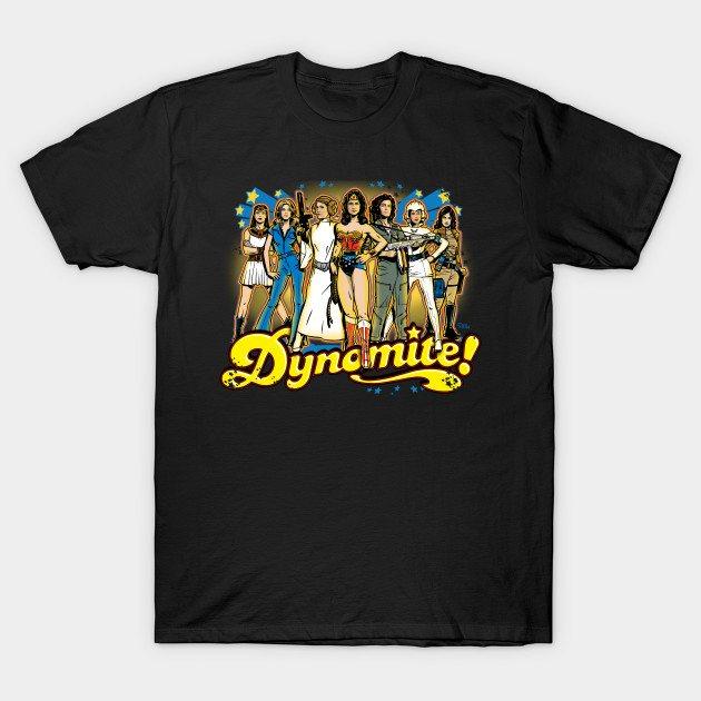 SuperWomen of the 70s - DyNoMite!