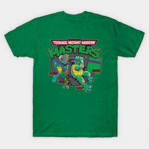 Teenage Mutant Modern Masters