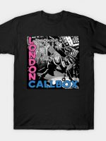 "The Doctor's ""London Callbox"" T-Shirt"