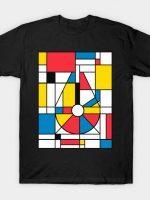 The Mondrian Falcon T-Shirt