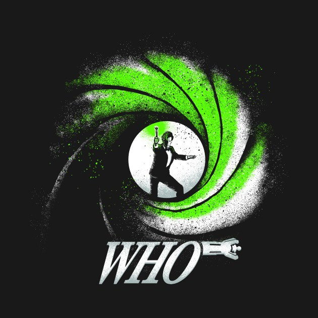 The Name's Who