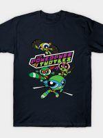 The Powerpuff Turtles T-Shirt