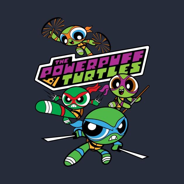 The Powerpuff Turtles