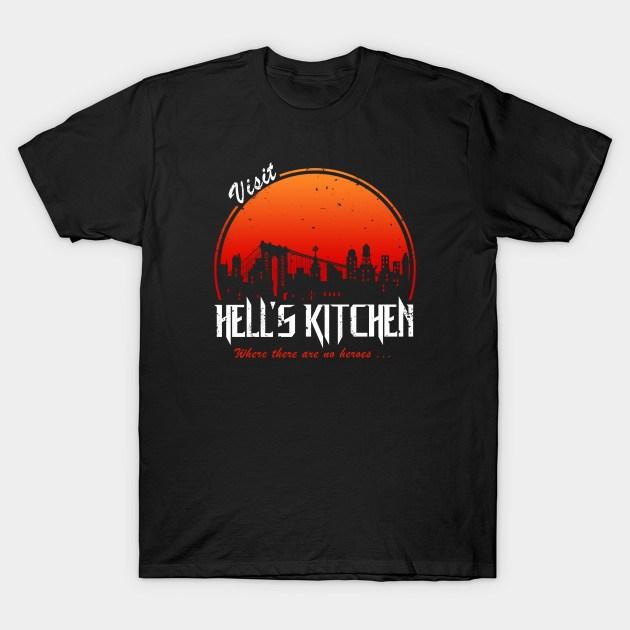 Visit Hell's Kitchen