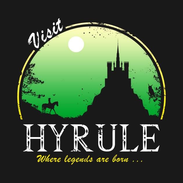 Visit Hyrule