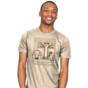 Vitruvian Buddies T-Shirt