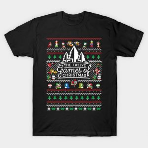 12 Games of Christmas - Ugly Christmas Sweater