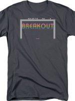 Atari Breakout T-Shirt