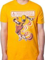 Atari Football T-Shirt