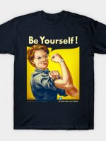 Barb Can Do It! T-Shirt