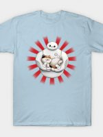 Baymax and Hairy Baby T-Shirt