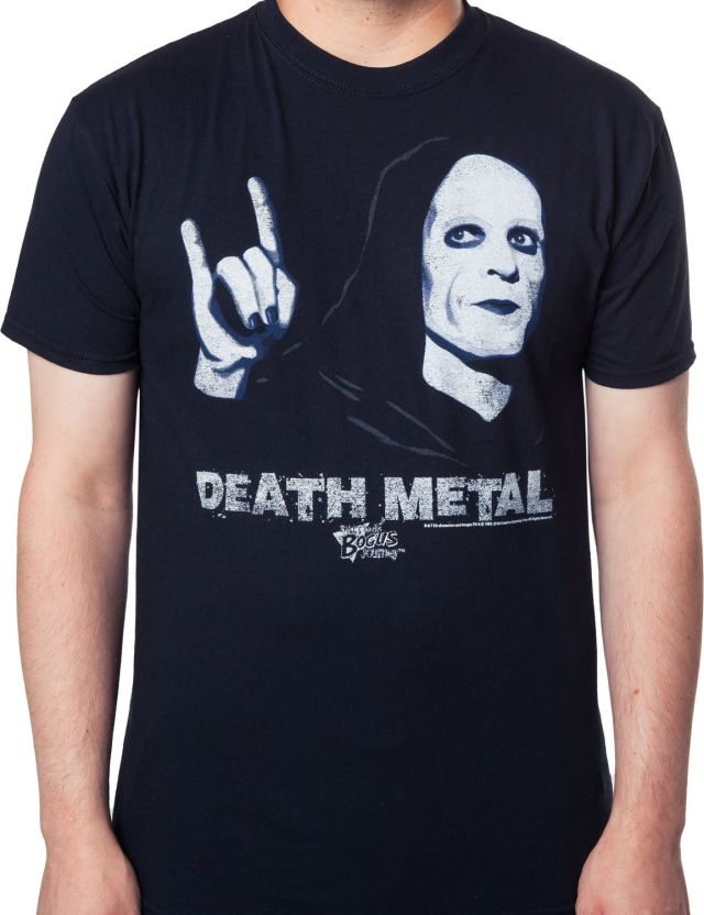 Bill and Ted Death Metal