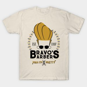 Bravo's Barbers - Man I'm Pretty