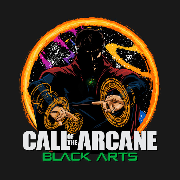 Call of the Arcane