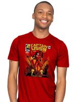Captain USSR: Issue 1 T-Shirt