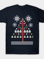 Cod Rest Ye Merry Gentlemen - Ugly Sweater T-Shirt