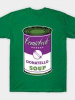 Comic Book Hero - Donnie T-Shirt