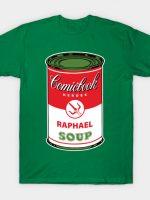 Comic Book Hero - Raph T-Shirt