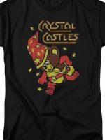 Crystal Castles Bentley Bear T-Shirt