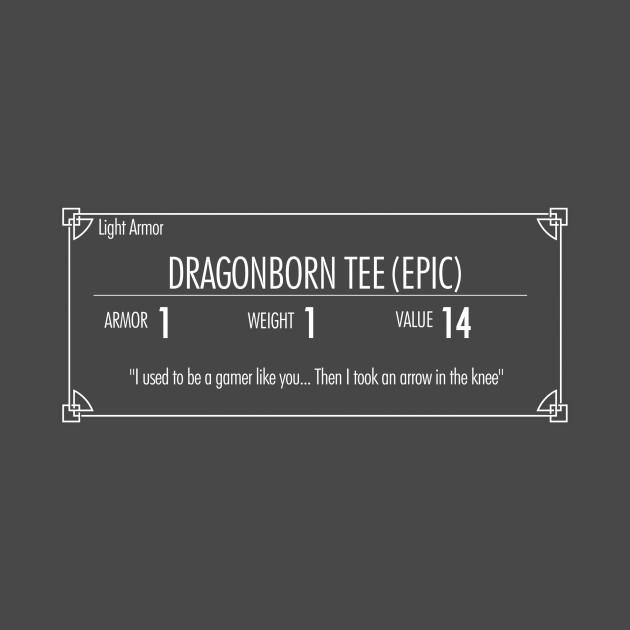 Dragonborn Tee