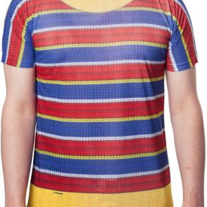 Ernie Sublimation Costume
