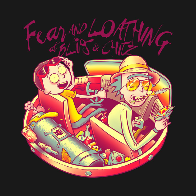 Fear and Loathing at Blips & Chitz