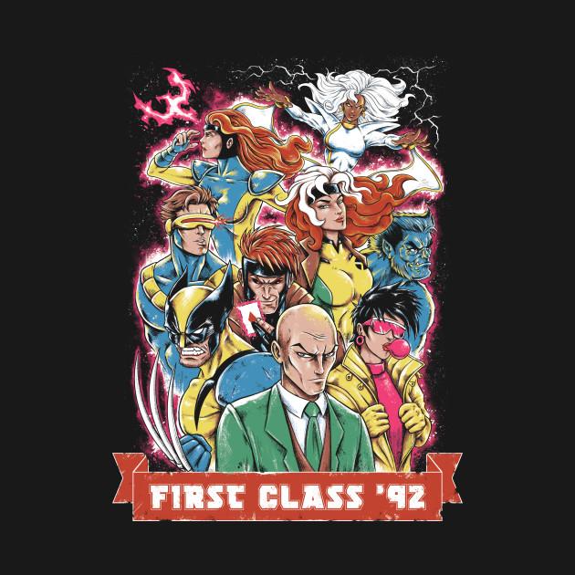 First Class 92