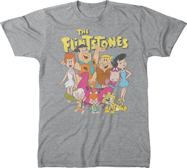 Flintstones Cast