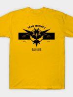 GO with Team Instinct T-Shirt