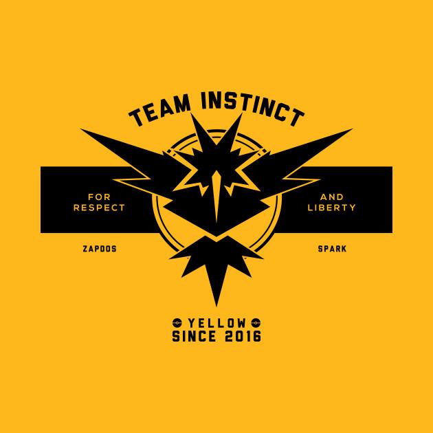 GO with Team Instinct